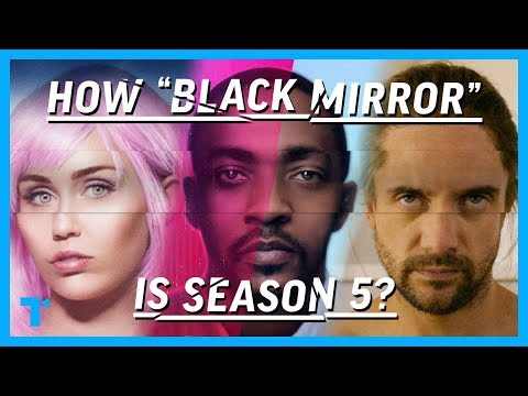 "How ""Black Mirror"" is Black Mirror Season 5?"