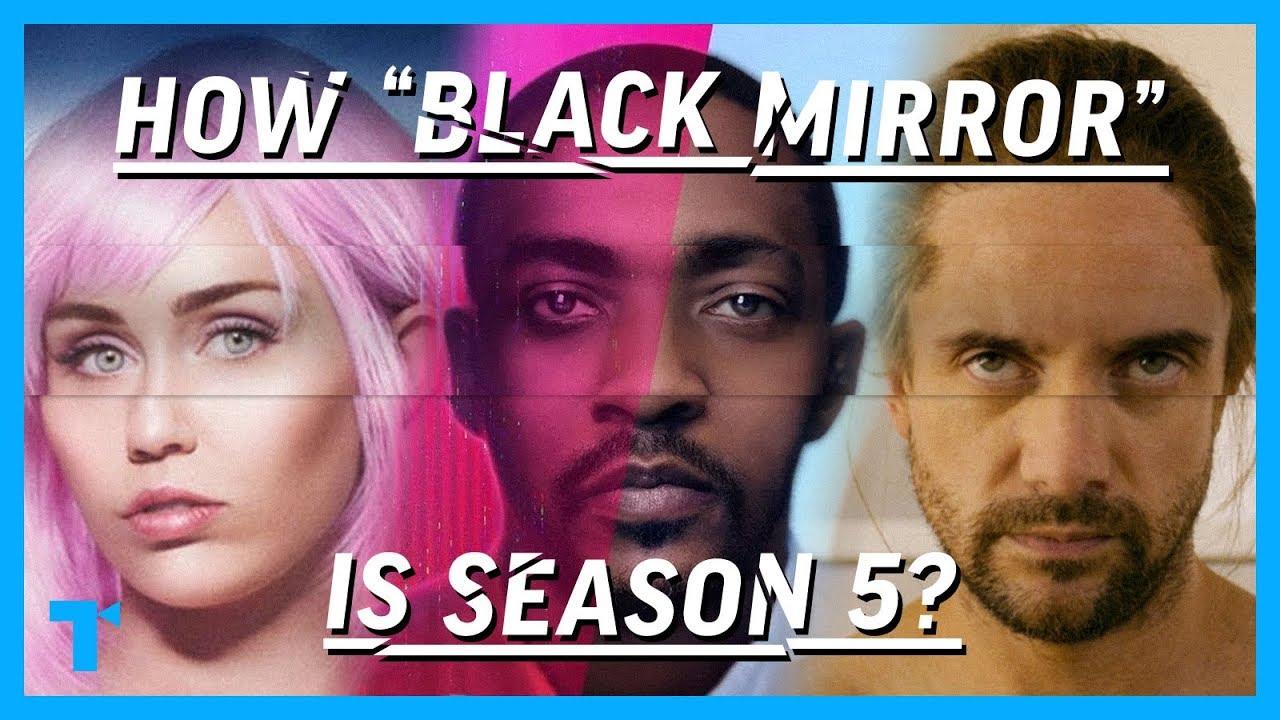 "Download How ""Black Mirror"" is Black Mirror Season 5?"