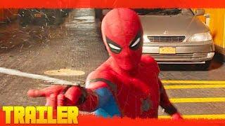 Spider-Man: Homecoming (2017) Nuevo Tráiler Oficial #3 Subtitulado