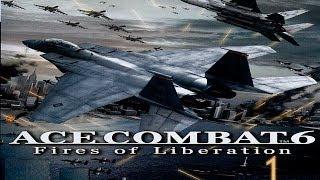 Ace Combat 6 Fires of Liberation - Parte 1 - Español