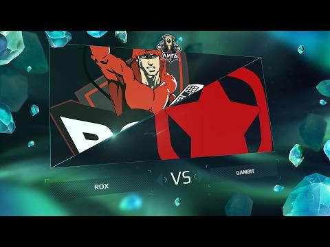 ROX vs GMB - Неделя 3 День 1