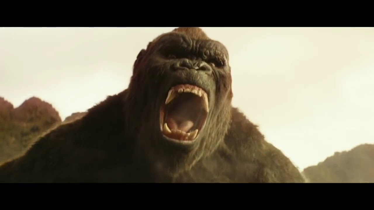 Download KONG vs HELICOPTERS - 'Is That a Monkey?' (Scene) - Kong: Skull Island (2017) Movie Clip HD