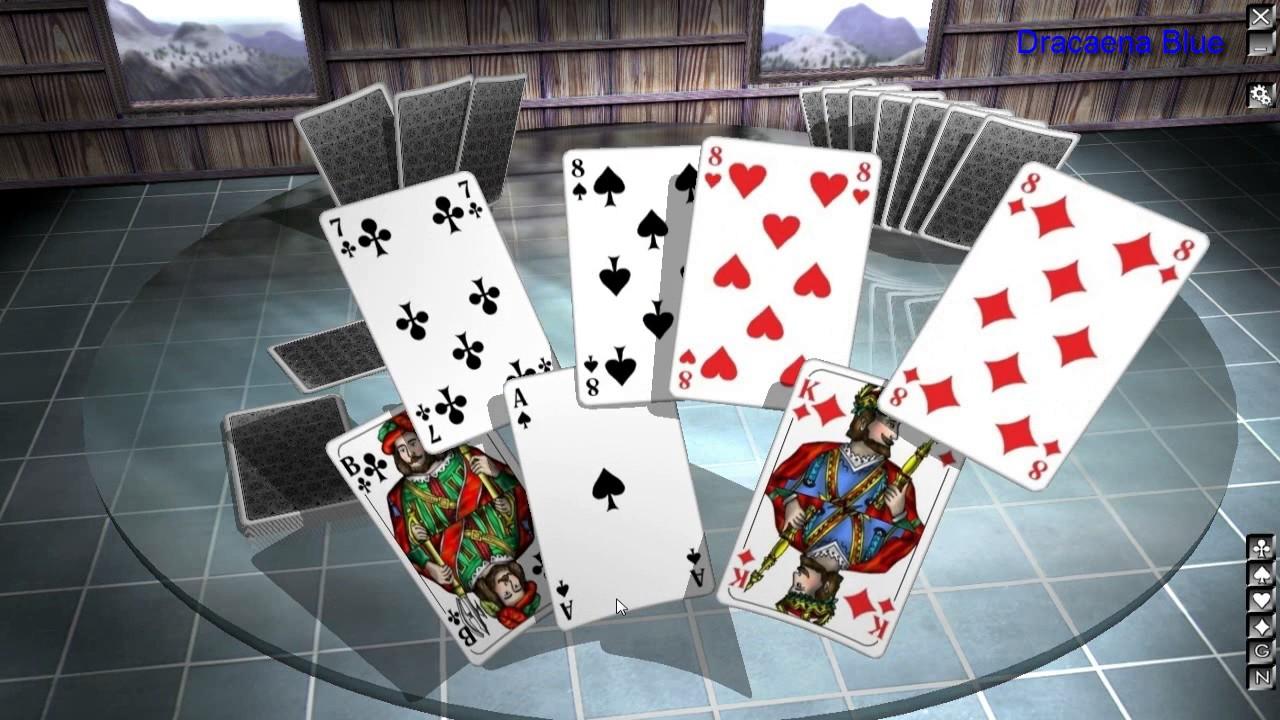 Skat Kartenspiele