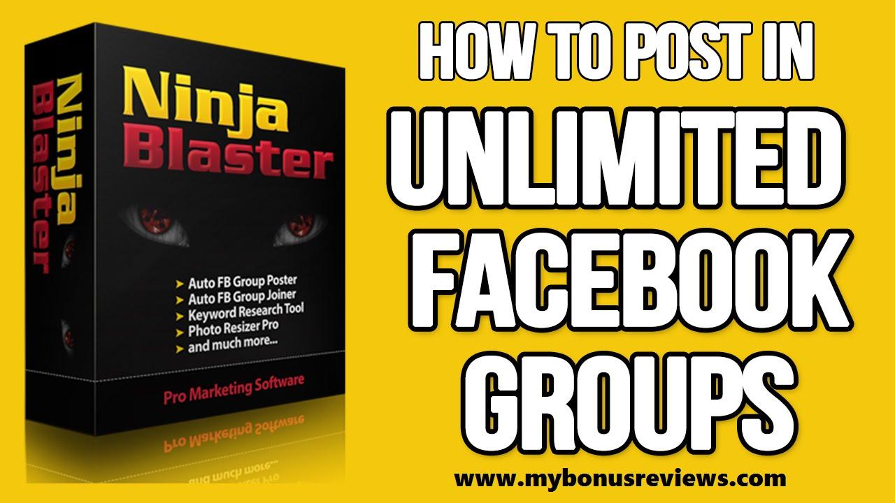 Ninja Blaster Software