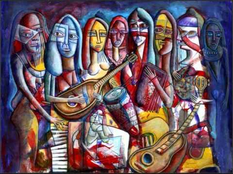 """Djelimady Tounkara - """"Nima Diyala"""" do disco """"Afrocubism"""" (2010)"""