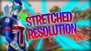 STRETCHED RÉSOLUTION FORTNITE AFTER PATCH 1440x1080