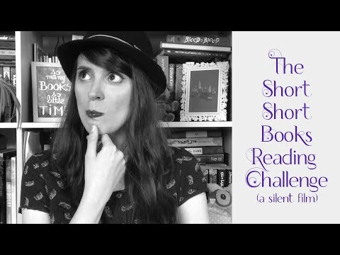 The Short Short Books Reading Challenge September 2017