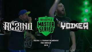 ACZINO VS YOIKER FMS MÉXICO JORNADA 1 OFICIAL - Temporada 2019.