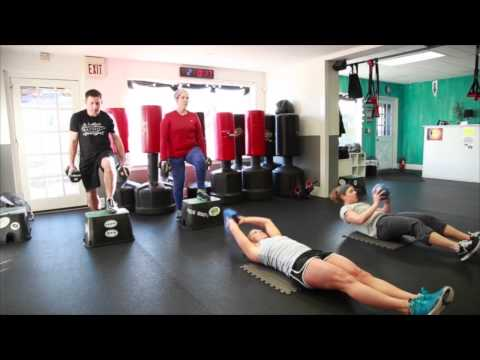 High intensity interval training explained at Shore Point Fitness