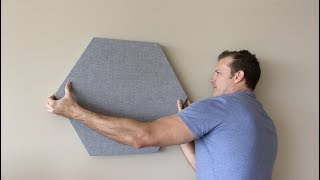 Acoustic Panels Installation Instructions - Acoustic Design Works