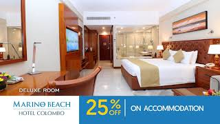 Marino Beach - 25% OFF on Accomodation, Food & Beverages