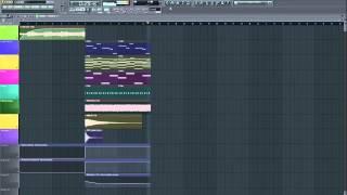 Calvin Harris - Faith (Fl Studio Remake)
