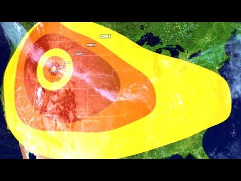 Yellowstone Super Volcano Threat Level Just Increased To High  The US Geological Survey
