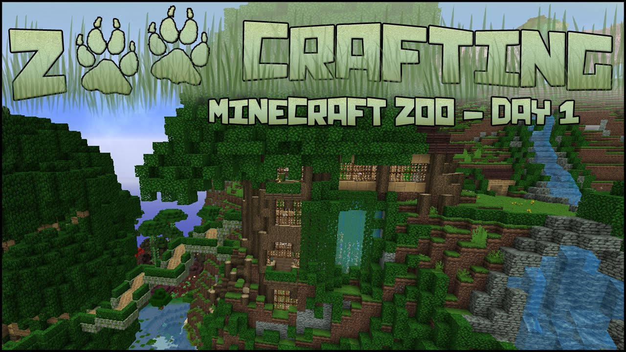 New world new home new adventures zoo crafting for Crafting and building 2