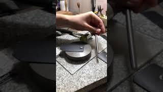 에어팟 가죽 케이스 만들기 / making airpod…