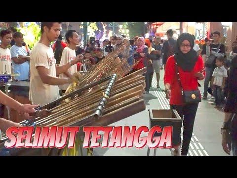 Selimut Tetangga - Angklung Malioboro Calung Funk (Pengamen Jogja) Lihat Lebih Dekat