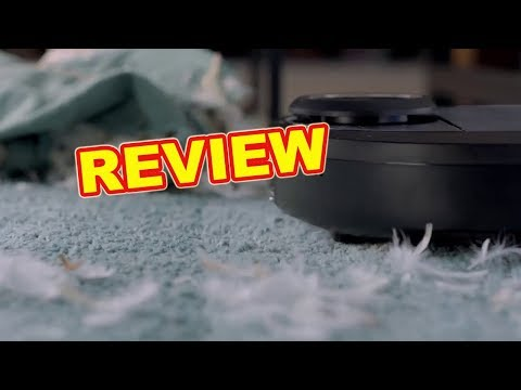 ✅ Review And Test Neato Botvac Robotics D7 Connected Laser Guided Robot Vacuum 2019