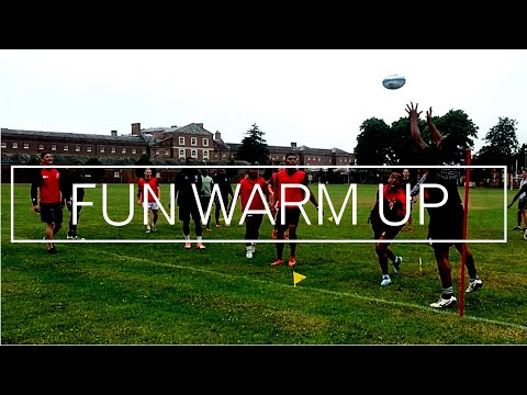 Fun Sports Warm Up