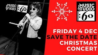 Christmas Concert | Save the Date Friday 4 December