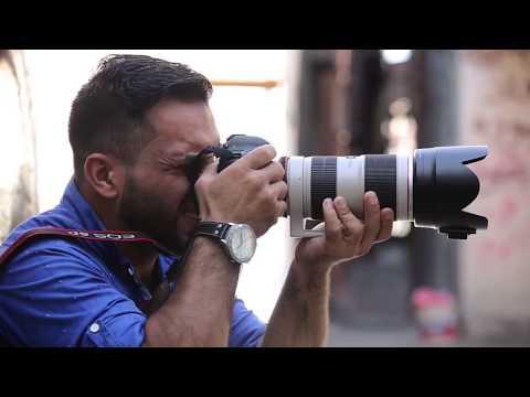 Being 20 - Gaza Photographer