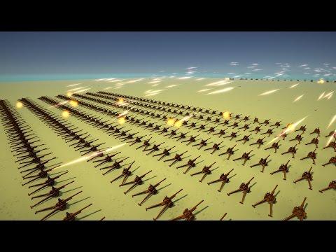UNDER HEAVY ARTILLERY FIRE - Total Tank Simulator