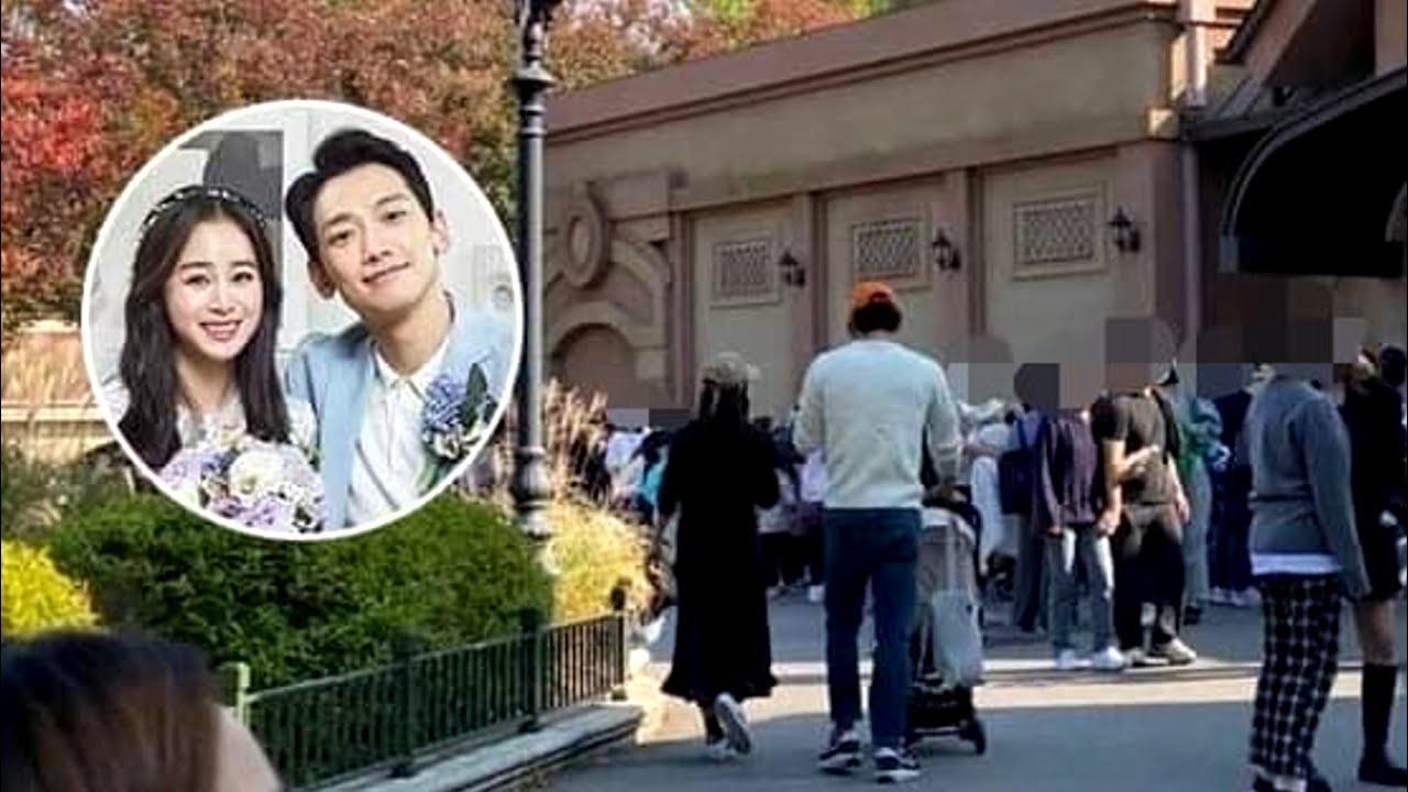 [Rain 💗 Kim Tae Hee] เรน คิมแตฮี พาลูกสาวเที่ยวสวนสนุก @Inside News Tonight 24Oct20