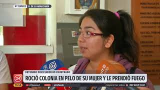 El dramático audio de la mujer que simuló pedir pizza para denunciar violencia de su marido