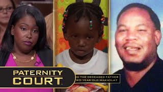 Woman Tries To Get Daughter To Be Beneficiary Of Deceased Man (Full Episode)   Paternity Court
