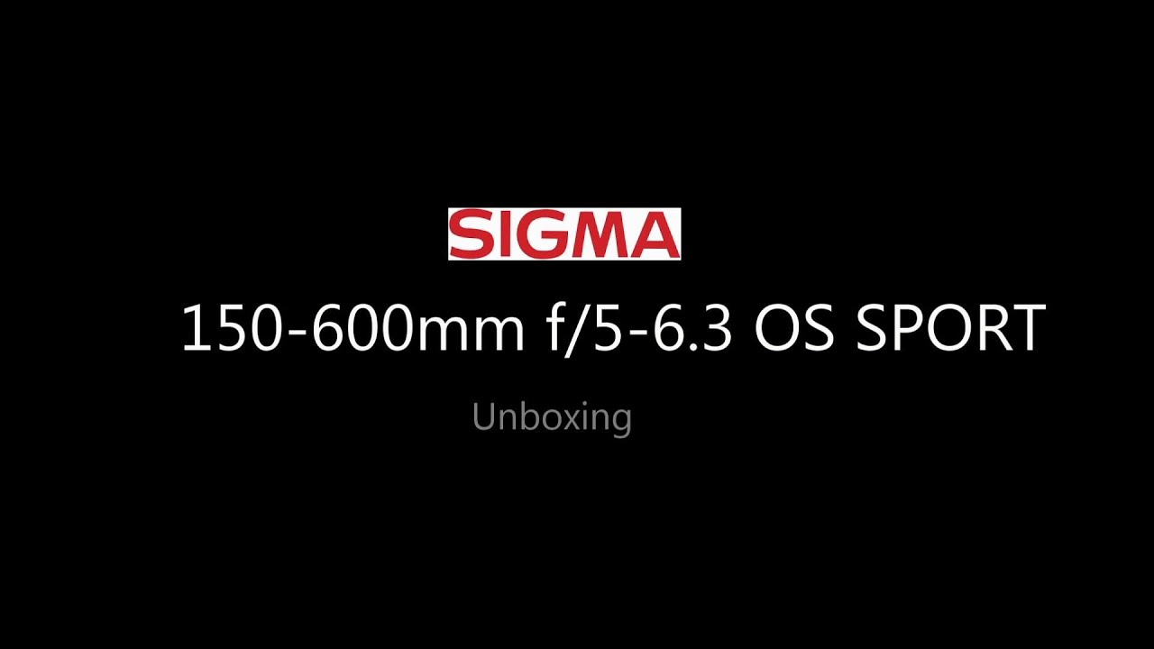 Sigma 150-600mm f/5-6 3 DG OS HSM SPORT Review