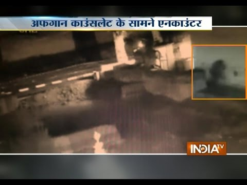 LIVE Footage of Afghanistan Terror Attack at Indian Consulate
