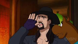 Scooby-Doo! and WWE: Curse of the Speed Demon Official Trailer