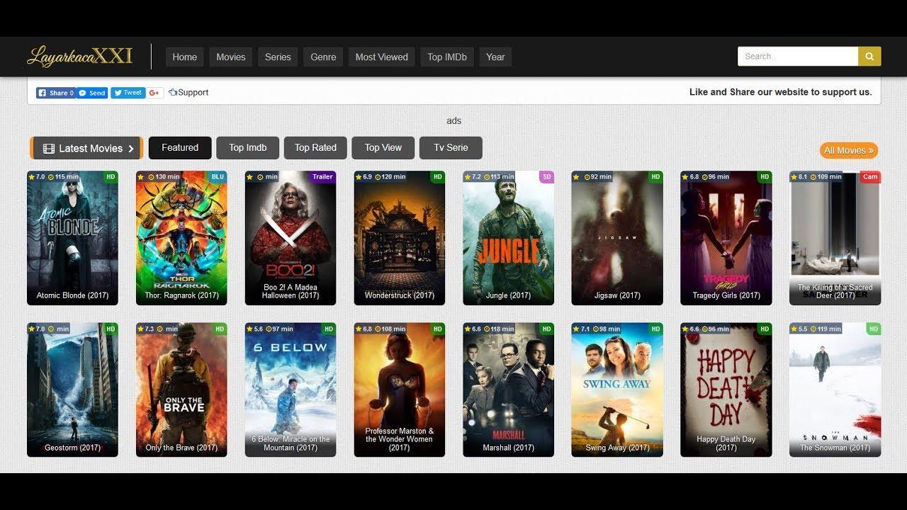 Indoi Movies WordPress Theme