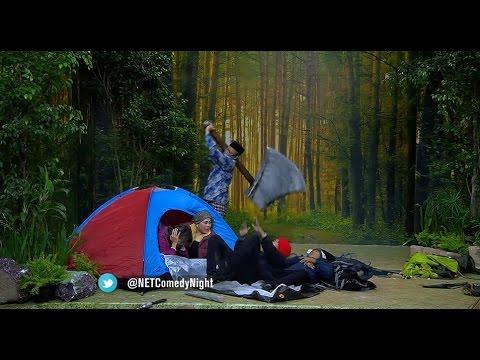 Begini Nih Kelakuan Kakek Sule Ikutan Camping