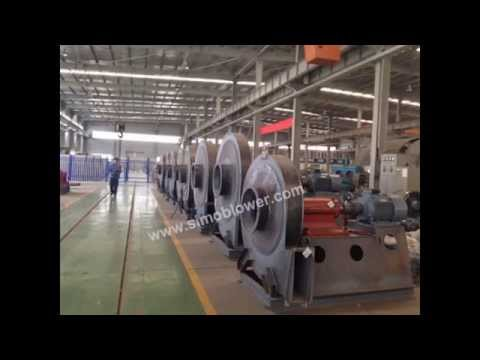 Industrial Centrifugal Fan/Blower Supplier in Indonesia/Sweden/Poland/Austria/Norway/Czech