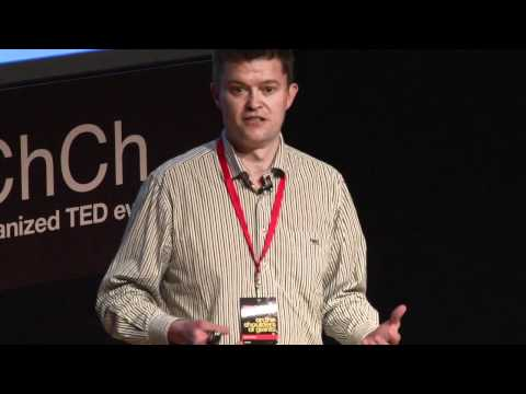 TEDxChCh - Grant Ryan - Some Odd Things About Bold New Ideas