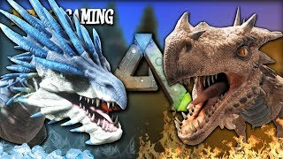 Ark: Survival Evolved - Fire and Ice