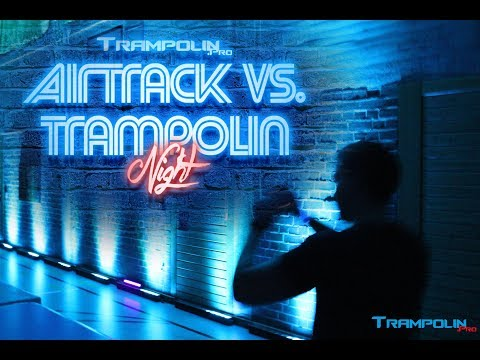 AirTrack vs. Trampolin Night 💥🎉 Aftermovie München 2018 😏