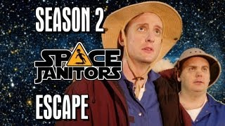 Escape to Desert Planet - Space Janitors Season 2 Ep. 1