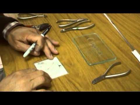 Ortodoncia conformaci n de arco de alambre de acero 016 - Alambre de acero ...