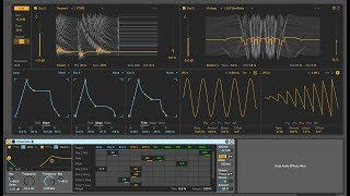 Wavetable Ableton Live 10 Tutorial and Walkthrough