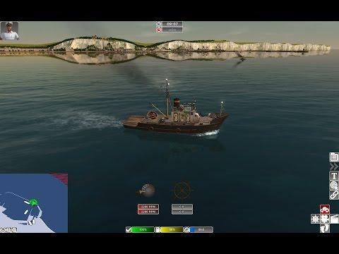 European Ship Simulator - Gameplay |