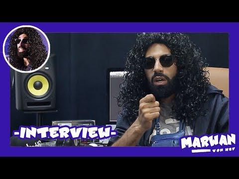 MARWAN VON HBF | Erstes Interview über Nafris und harte Ansage an Hamza B-Leischt