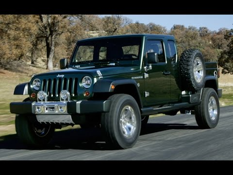 2016 Jeep Truck >> 2016 Jeep Truck Review Official