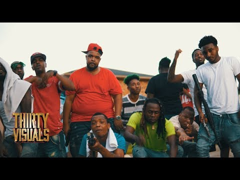 Shizz Dollah x WNC Whop Beezy - Im Outside (ThirtyVisuals Exclusive)