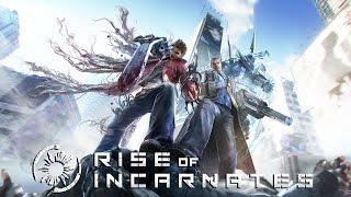 Rise of Incarnates Gameplay PC HD 1080p