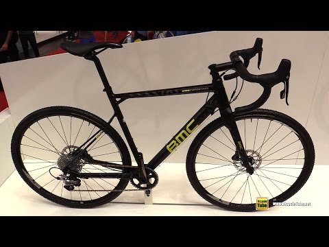 2017 BMC Cross Machine CXA01 Bike - Walkaround - 2016 Eurobike