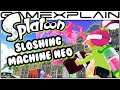 Splatoon - Sloshing Machine Neo DLC Weapon Tour!
