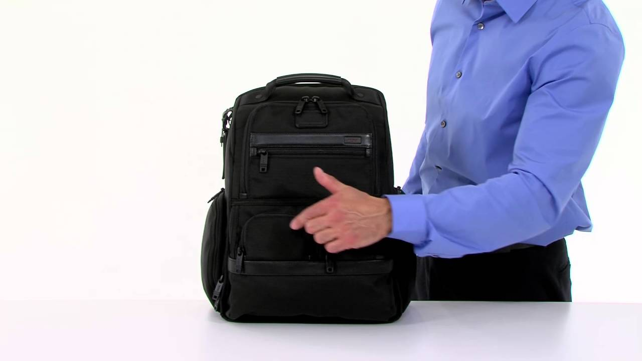 Tumi Alpha 2 Compact Laptop Brief