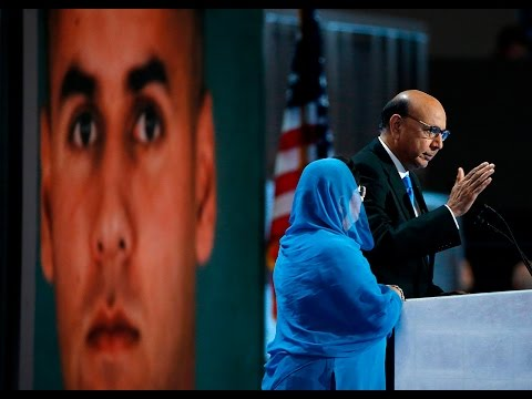 Father of deceased Muslim soldier to Trump: