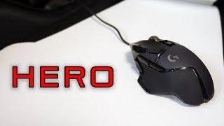 Logitech G502 HERO - udoskonalić doskonałość? Test   Recenzja   Opinia - VBT